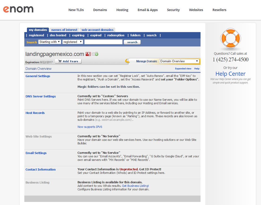 ¿Por qué es importante un dominio para mi posicionamiento web?