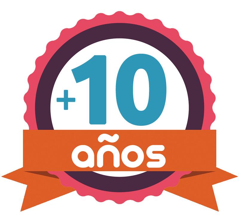 ANDO, 10 años gracias a tí