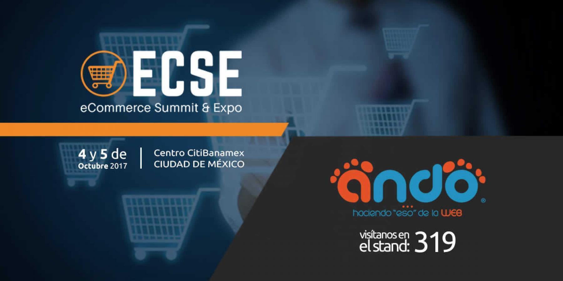 Ecommerce Summit & Expo 2017 #ECSE2017